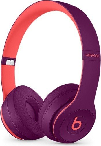 Apple Beats Solo3 Wireless Beats Pop Collection Pop Magenta (MRRG2ZM/A)