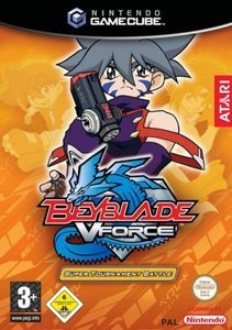 Beyblade Super Tournament Battle (German) (GC)