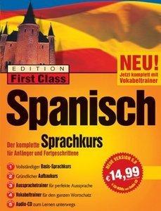 Digital Publishing: First Class Sprachkurs Spanisch 5.0 (PC)