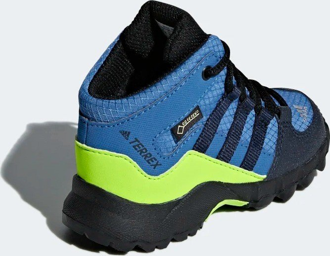 heiß Adidas Performance Terrex Mid GTX Junior trace royal