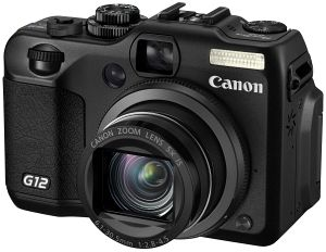 Canon PowerShot G12 black (4342B011)