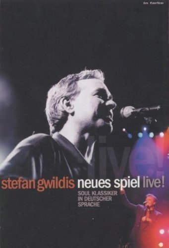 Stefan Gwildis - Neues Spiel: Live -- via Amazon Partnerprogramm