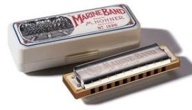 Hohner Marine Band Classic 1896 A-major (M1896106)