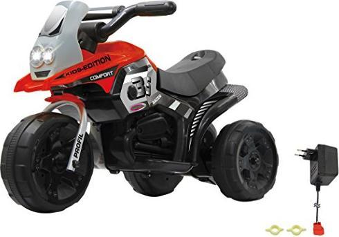 Jamara Ride on E-Trike Racer rot (460227) -- via Amazon Partnerprogramm