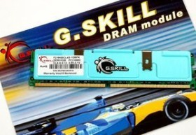 G.Skill Value DIMM 512MB, DDR2-800, CL4-4-4-12 (F2-6400CL4S-512PK)