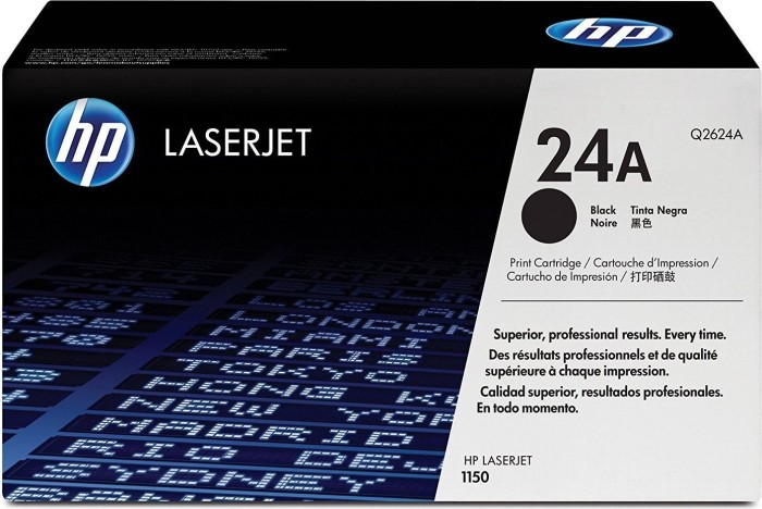 HP Toner 24A black (Q2624A)