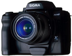 Sigma SD10 black body (C22900)