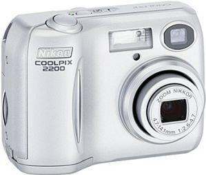 Nikon Coolpix 2200 Premium (VAA230EB)