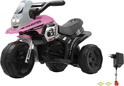Jamara Ride on E-Trike Racer pink (460228) -- via Amazon Partnerprogramm