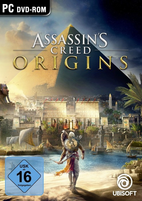 Assassin's Creed: Origins - The Hidden Ones (Download) (Add-on) (PC)
