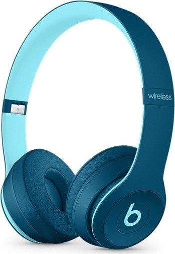Apple Beats Solo3 Wireless Beats Pop Collection Pop Blue (MRRH2ZM/A)