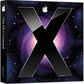 Apple Mac OS X 10.5.6 Leopard (deutsch) (MAC) (MC094D/A)