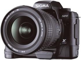 Sigma SD9 schwarz (verschiedene Bundles)