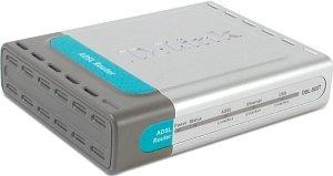 D-Link DSL-562T, ADSL, LAN/USB