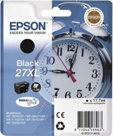 Epson Tinte 27XL schwarz (C13T27114010)