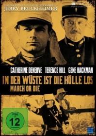 Marschier oder stirb (DVD)