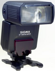Sigma EF-500 DG Super flash for Canon (F14927)