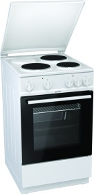 Gorenje E5120WL electric cooker with electric hob