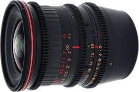 Tokina Cinema ATX 11-16mm T3.0 for micro Four Thirds black