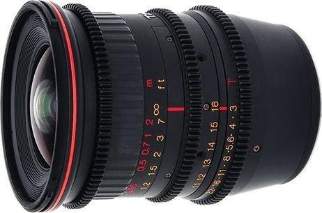 Tokina Cinema ATX 11-16mm T3.0 für Micro-Four-Thirds schwarz