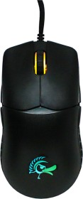 Ducky Feather Ultralight Gaming Mouse, USB (DMFE20O-OAAPA7B)