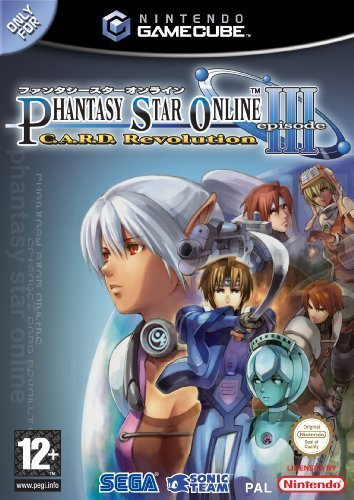 Phantasy Star Online (deutsch) (GC) -- via Amazon Partnerprogramm