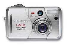 Olympus Camedia C-50 Zoom (N1105992)