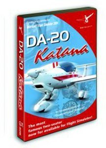 Flight Simulator 2004 - Katana DA-20 (Add-on) (German) (PC)