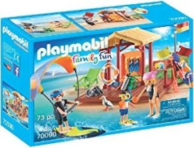 playmobil Family Fun - Wassersport-Schule (70090)
