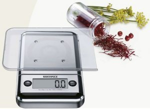 Soehnle Ultra 2.0 electronic kitchen scale (66150/66151)