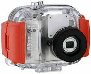 Nikon WP-CP1 underwater case (VAE121AA)