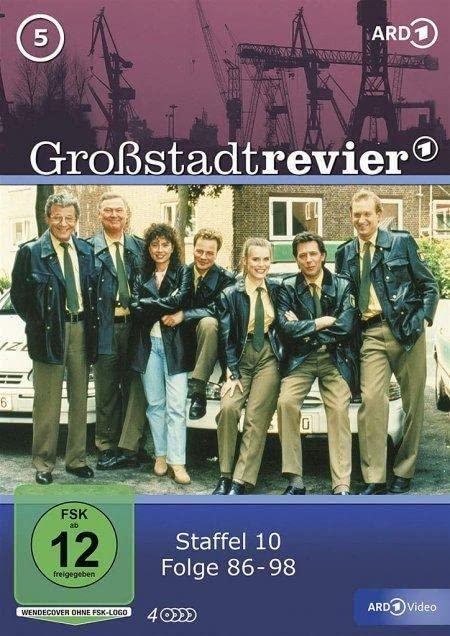 Großstadtrevier Box 5 -- via Amazon Partnerprogramm