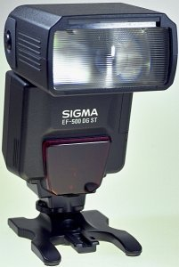 Sigma EF-500 DG ST für Nikon (F15923)