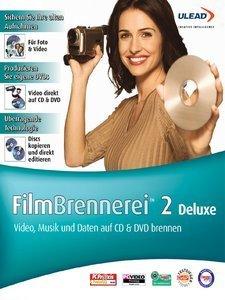 Ulead: Filmbrennerei 2 Deluxe (PC)