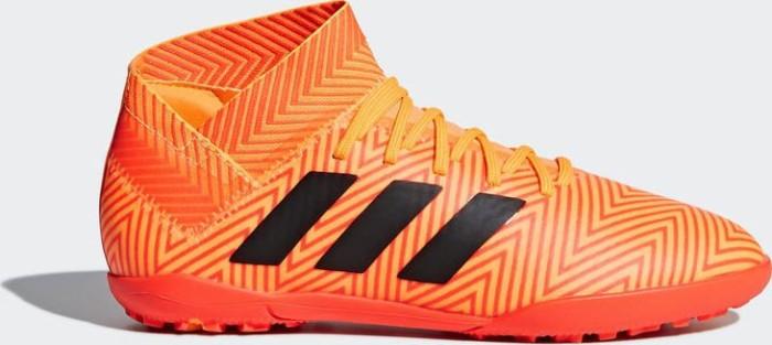 buy popular 48359 b9995 adidas Nemeziz tango 18.3 TF zest core black solar red (Junior) (