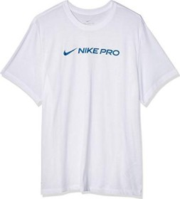 Nike Dri-FIT Shirt kurzarm weiß (Herren) (CD8985-100)
