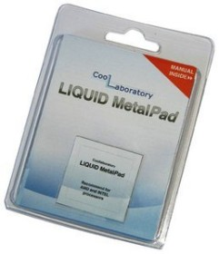 Coollaboratory liquid MetalPad, 1x CPU (900100107)