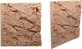 Back to Nature Slimline Rückwand 60B Red Gneiss, 50x55cm (03000081)