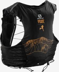 Salomon Advanced Skin 5 Set Trinkrucksack black/autumn blaze (C14523)