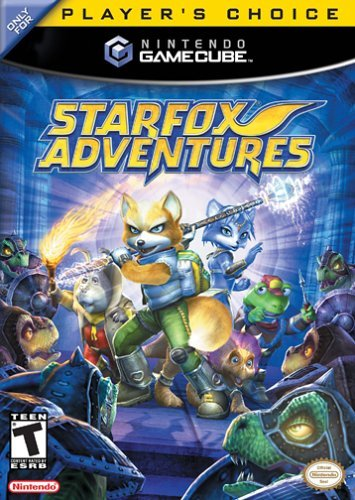 Starfox Adventures (deutsch) (GC) -- via Amazon Partnerprogramm