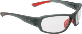 Swiss Eye Freeride crystal grey matt-red/photochromic clear-smoke (14339)