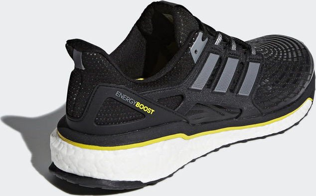 100% authentic a56d7 41f5b adidas Energy Boost core blacknight metallicvivid yellow (men) (CQ1762)  starting from £ 89.00 (2019)  Skinflint Price Comparison UK