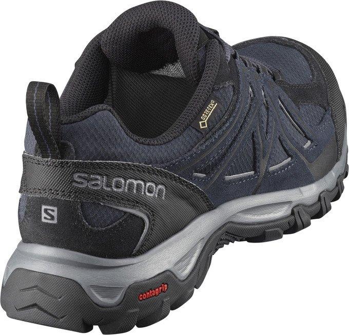 Buty trekkingowe Salomon Evasion 2 GTX GYNIGHT SKYQUIET S L40163100