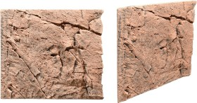 Back to Nature Slimline Rückwand 50A Red Gneiss, 50x45cm (03000083)
