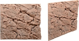 Back to Nature Slimline Rückwand 50B Red Gneiss, 50x45cm (03000084)
