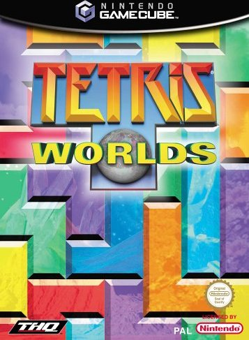 Tetris Worlds (niemiecki) (GC) -- via Amazon Partnerprogramm