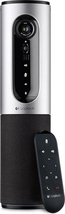 Logitech ConferenceCam Connect silber (960-001014/960-001034)