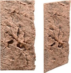 Back to Nature Slimline Rückwand 50C Red Gneiss, 20x45cm (03000085)