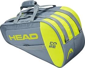 Head Core Padel Combi grey/neon yellow (283601)