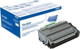 Brother Toner TN-3520 schwarz extra hohe Kapazität (TN3520)